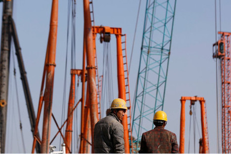 As China's Economy Slows, So Too Does Growth in Workers' Wages - Wall Street Journal (blog) | My China Business News Selection | Scoop.it