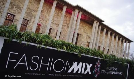 Fashion Mix, les créateurs d'ailleurs qui construisent la haute couture française | INTERSTYLEPARIS  Fashion News | Scoop.it