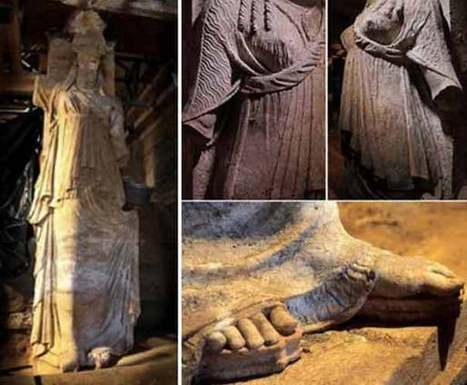 Amphipolis Press Conference: Archaeologists reveal new secrets of ancient ... - Ancient Origins | Centro de Estudios Artísticos Elba | Scoop.it