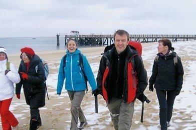Leur tour de France à pied | Tourisme sur le Bassin d'Arcachon | Scoop.it