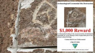 Ancient rock carvings stolen from sacred US sites   HeritageDaily Archaeology News   Scoop.it