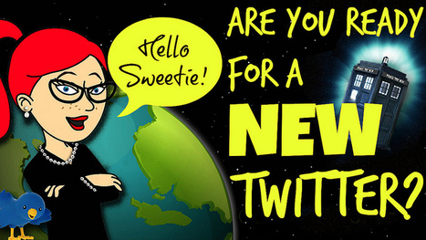 Are You Ready for a New Twitter? | The Daring Librarian | iPads in Education | Scoop.it