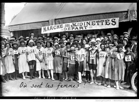 Où sont les femmes ? ~ La Gazette des Ancêtres | GenealoNet | Scoop.it