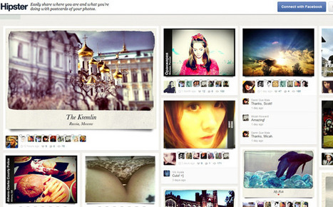 AOL acquires mobile photo-sharing app Hipster | Social Media Photography | Scoop.it