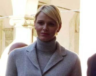 Princess Charlene of Monaco changes colors. From pastels to bold colors | Yareah Magazine | Fall Fashions 2013 | Scoop.it