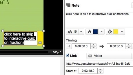 Interactive flipped instruction with YouTube annotations and time-markers | Technology with Intention | Classe inversée (Flipped classroom) | Scoop.it