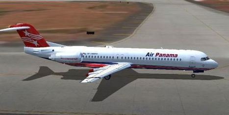 FSX/FS2004 – Fokker 100 Air Panama | PerfectFlight | Scoop.it