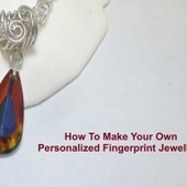 Know more about exclusive home made fingerprint jewellery | Fashionable Fingerprint Jewellery | Scoop.it