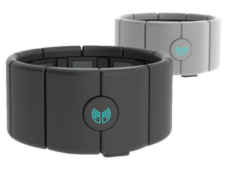 MYO, un brassard pour contrôler des choses à distance | Fredzone | reconnaissance gestuelle | Scoop.it