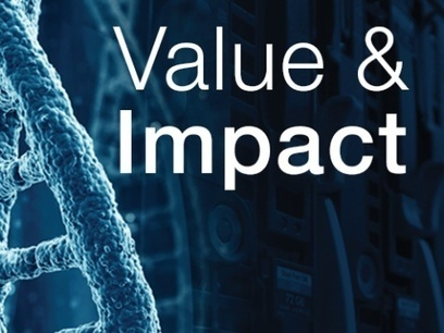 The value and impact of the European Bioinformatics Institute (EMBL-EBI) | independent evaluation | Modern Life Science: of computers and men | Scoop.it
