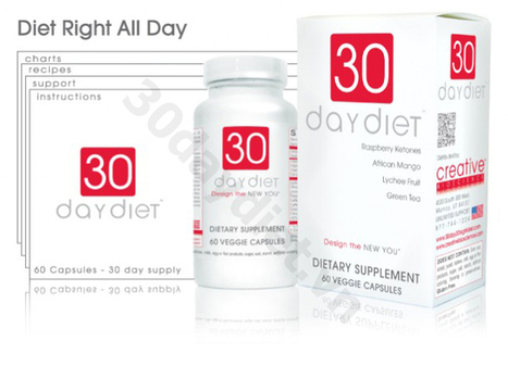 30 Day diet – Thuoc giảm cân an toàn hiệu quả | Girl Xinh | Scoop.it