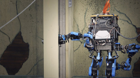Google rejects military funding for its advanced humanoid robot | Information technology | Scoop.it