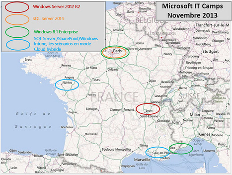 Les Microsoft IT Camp du mois de novembre 2013 | IT (Systems, Networks, Security) | Scoop.it