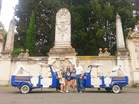 Mobile Uploads - Dearoma Tours & Travel | Facebook | Calessino Parade - collectable Italian style on three wheels | Scoop.it