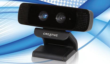 Intel developing depth camera for next-gen notebooks | interactive_cv | Scoop.it