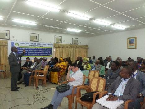 Société nationale de distribution d'eau : les grands défis de l'heure - Congo | water news | Scoop.it