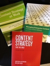 New content strategy books just in time for Confab | Effective Inbound marketing practices | Contentology | Scoop.it