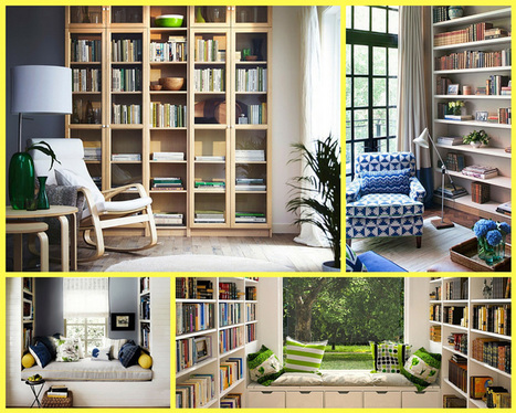How to Make Your Cosy Reading Corner at Home | Lifestyle | Scoop.it