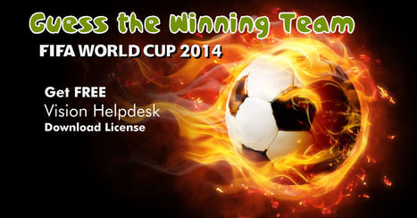 Guess FIFA 2014 Winning Team and get FREE Vision Helpdesk License! | Kayako Alternative | Scoop.it