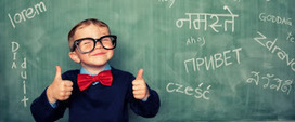 early languages: What kids teach us about learning a 2nd language | Bilingual Kids | Scoop.it