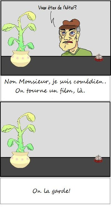 Who Are You? | Baie d'humour | Scoop.it