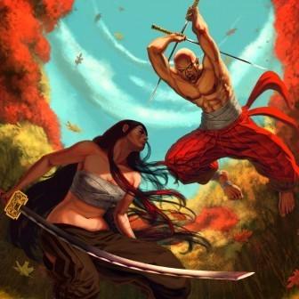 Action & Fighting Fantasy Battle Scenes Featuring kuroitora kuroitora-12   VIM   Scoop.it