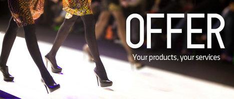 PostingTo | The International Fashion Industry B2B Portal | Postingto - Business Network della Moda, Abbigliamento, Design, Accessori e Servizi | Scoop.it