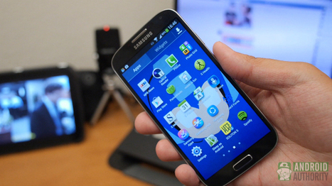 Five reasons why I love TouchWiz over stock Android   My smartphone   Scoop.it