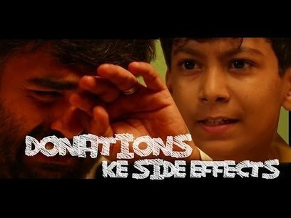 Donations Ke Side Effects | StoryPlug | Scoop.it