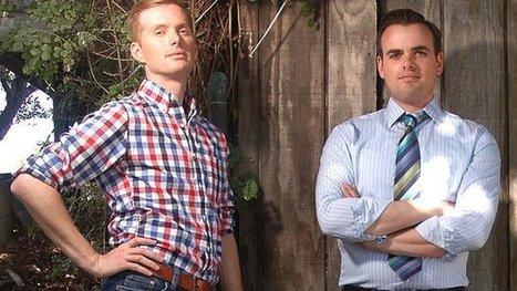Design-savvy duo strut their DIY stuff on TV - U-T San Diego | Flash Design News | Scoop.it