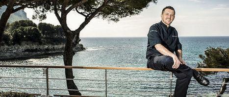 À la carte - Cassis : le grand numéro de Dimitri Droisneau | Gastronomie Française 2.0 | Scoop.it