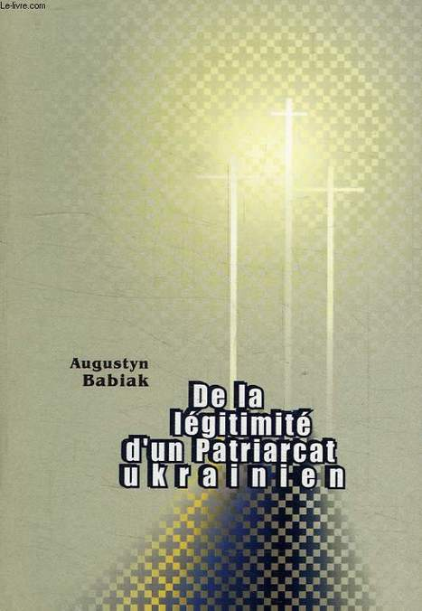 Aletheia n°58 - 6 juin 2004 | Kyiv Church in Theology and Canon | Scoop.it