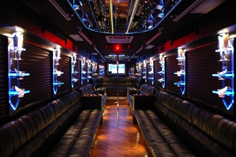 Limo Bus - Gives a Special Moment | Business | Scoop.it