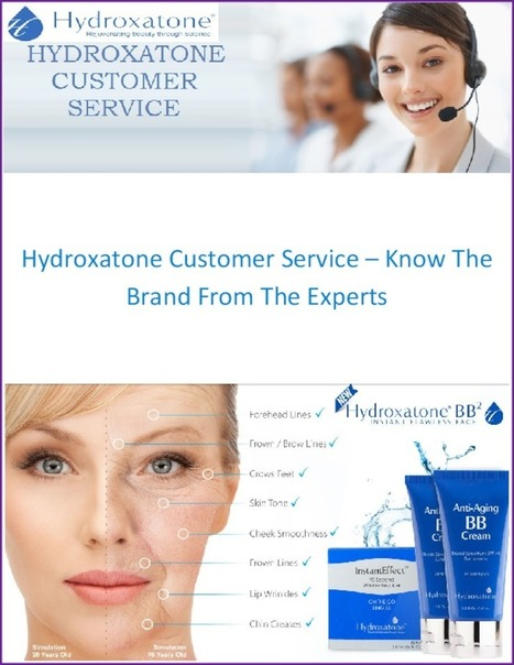 Hydroxatone Customer Service – Know The Brand From The Experts - PdfSR.com | Healthy Living | Scoop.it