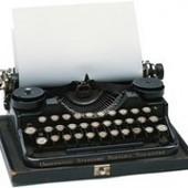 The Typewriter | כתיבה | Scoop.it