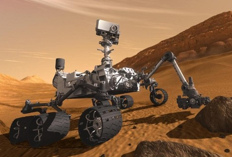 Aug 2012: Curiosity on Mars | A Year in 12 Posts | Scoop.it