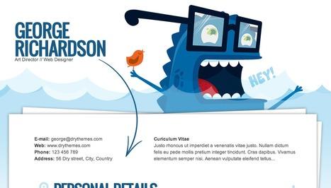 5 Temi WP per Creare un Curriculum Online di Successo | Temi per Wordpress | Scoop.it