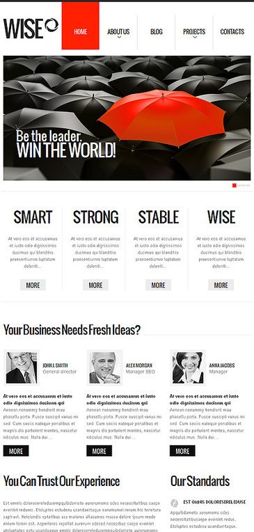 Another Cool WordPress Theme For ScentTrail Marketing, Suggest Your Favorites | Design Revolution | Scoop.it