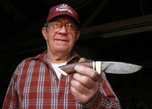 Forging steel: Florence knife maker uses centuries-old technique in converted ... - Ravalli Republic | Knives for People Who Love a Good Knife | Scoop.it