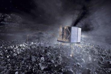 Philae va à son tour sortir de son hibernation | Astronomie et espace | The Blog's Revue by OlivierSC | Scoop.it