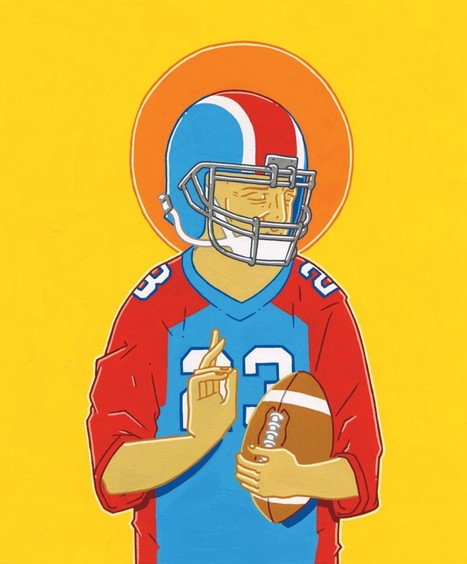 Are sports our new religion? | Do Americans value sports more than religion | Scoop.it