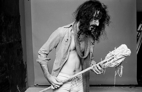 Portraits by Norman Seeff | Old Pics Archive | Page 10 | Frank Zappa rocks | Scoop.it