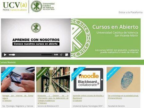 20 Plataformas para realizar cursos online gratuitos | gestion de personas y social media | Scoop.it