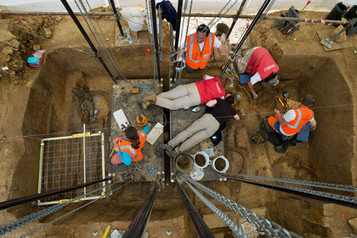 Chariot Tomb Discovered in Northern France - Archaeology Magazine | Ancient History and Archaeology | Scoop.it