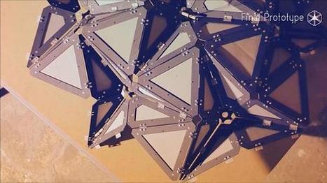Edifícios de origami dobram como borracha | Tecnologia & Ensino | Scoop.it