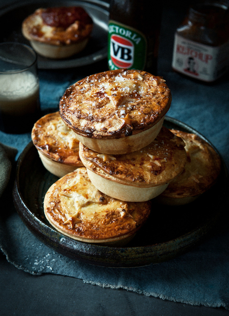 What Katie Ate » Slow Roasted Lamb, White Wine and Rosemary Aussie Pies | Where Plant Rock | Scoop.it