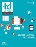 Blended Learning: Which Modality for What Content? - ATD (blog) | Teaching, Learning, Growing | Scoop.it