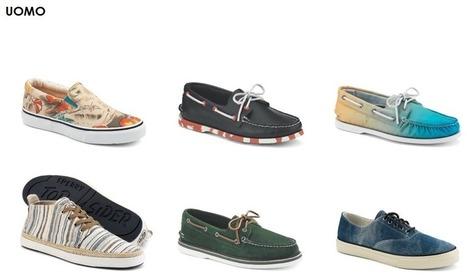 Nuova collezione scarpe Sperry Top-Sider per la primavera/estate 2014 - ◣ Abbinamenti & Accessori | Questione di Stile - Moda Uomo | Scoop.it
