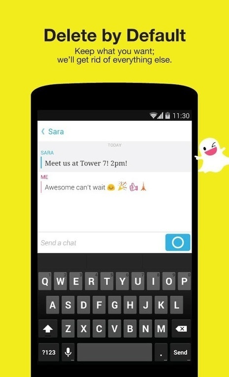 How to Use and Get SnapChat for PC - TodayBeam | TodayBeam | Scoop.it