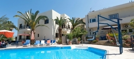 Disabled Holidays in C & A Tourist Apartments - Evas Apartments | Accessible Travel Holidays | Accessible Tourism | Scoop.it